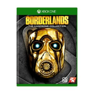 Jogo Borderlands: The Handsome Collcetion - Xbox One