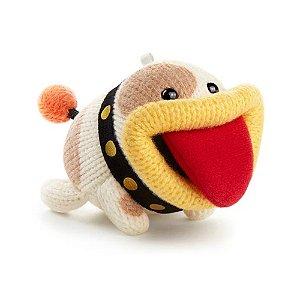Nintendo Amiibo: Yarn Poochy - Yoshi's Woolly World - Wii U, New Nintendo 3DS e Switch