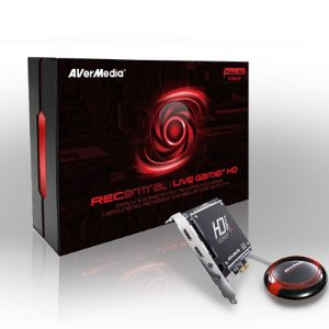 Placa De Captura Avermedia Live Gamer HD C985