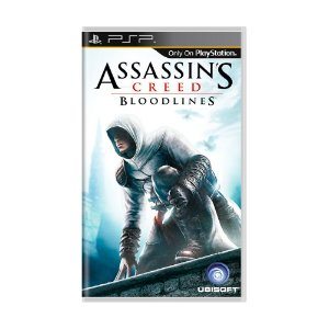 Jogo Assassin's Creed: Bloodlines - PSP