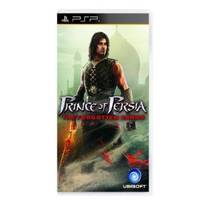 Jogo Prince of Persia: The Forgotten Sands - PSP