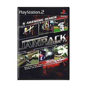 Jogo Jampack vol. 15 - PS2