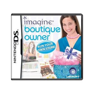 Jogo Imagine: Boutique Owner - DS
