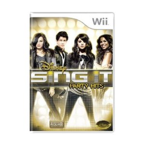 Jogo Disney Sing It!: Party Hits - Wii