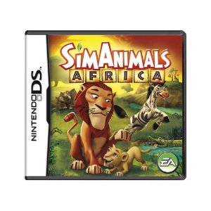 Jogo SimAnimals Africa - DS