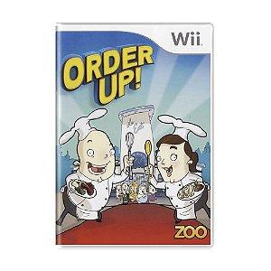 Jogo Order Up! - Wii