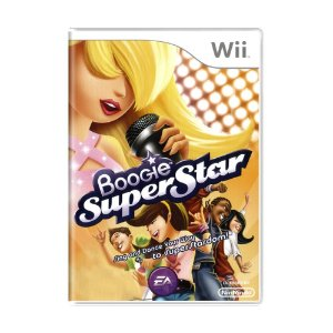 Jogo Boogie SuperStar - Wii
