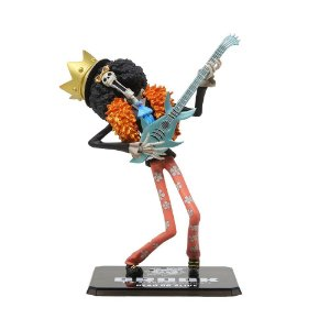 Action Figure Brook (One Piece New World Version - Figuarts Zero) - Bandai