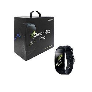 Relógio Smartwatch Samsung Gear Fit 2 Pro Bluetooth Preto