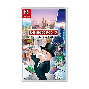 Jogo Monopoly - Switch