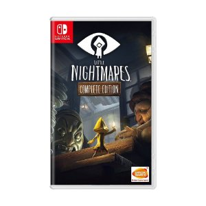Jogo Little Nightmares Complete Edition - Switch