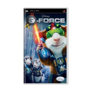 Jogo G-Force - PSP