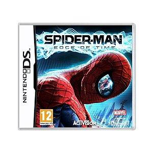 Jogo Spider-Man: Edge of Time - DS (Europeu)