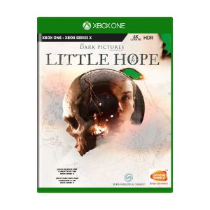 Jogo The Dark Pictures Anthology: Little Hope - Xbox One e Xbox Series X