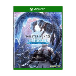 Jogo Monster Hunter World: Iceborne (Master Edition) - Xbox One