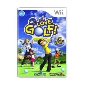 Jogo We Love Golf! - Wii