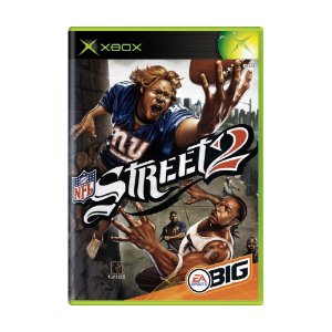 Jogo NFL Street 2 - Xbox