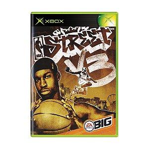 Jogo NBA Street V3 - Xbox