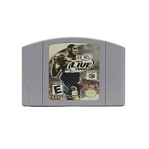 Jogo NBA Live 2000 - N64