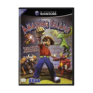 Jogo Amazing Island - GameCube (Lacrado)