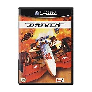 Jogo Driven - GameCube (Lacrado)