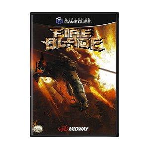 Jogo Fire Blade - GameCube (Lacrado)