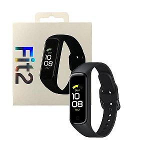 Smartband Samsung Galaxy Fit2 Preto