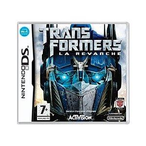 Jogo Transformers: La Revanche - DS (Europeu)