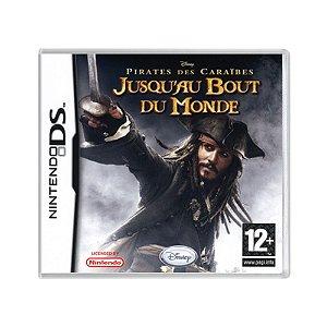 Jogo Pirates des Caraïbes: Jusqu'au Bout du Monde - DS (Europeu)
