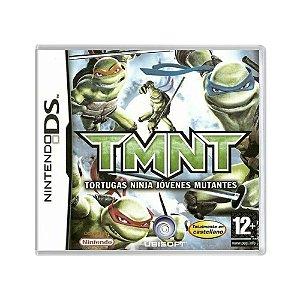 Jogo TMNT: Tortugas Ninja Jóvenes Mutantes - DS (Europeu)