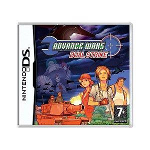 Jogo Advance Wars: Dual Strike - DS (Europeu)