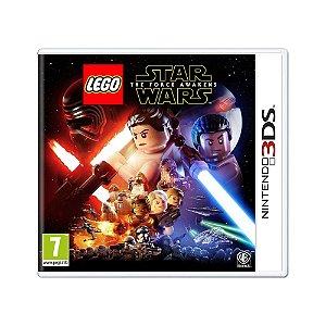 Jogo LEGO Star Wars: Le Réveil de la Force - 3DS (Europeu)