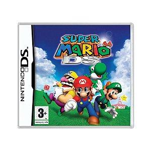 Jogo Super Mario 64 - DS (Europeu)