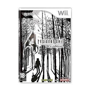Jogo Resident Evil 4 (Wii Edition) - Wii (Europeu)
