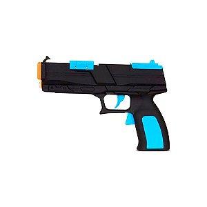 Pistola DreamGEAR Quick Shot Pro Dual Trigger Blaster - Nintendo Wii