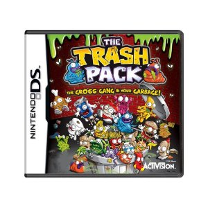 Jogo The Trash Pack - DS