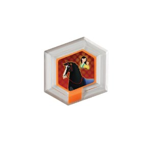 Disco Hexagonal Disney Infinity 1.0: Mulan Khan