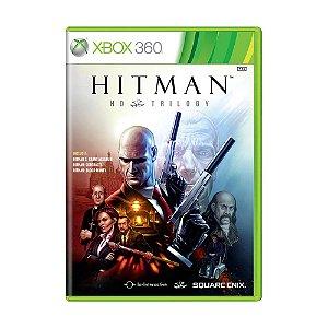 Jogo Hitman HD Trilogy - Xbox 360