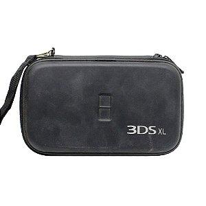 Case Protetora Preta para Nintendo 3DS