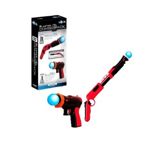 Kit DreamGear Blaster Combo Pack - PS3