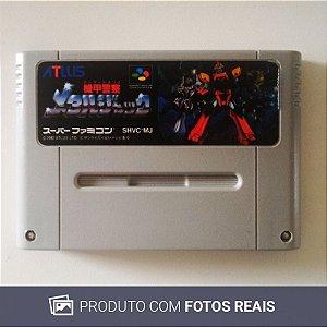 Jogo Kiko Keisatsu Metal Jack - Super Famicom