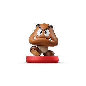 Nintendo Amiibo: Goomba - Super Mario Odyssey - Wii U, New Nintendo 3DS e Switch