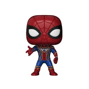 Boneco Iron Spider 287 (Avangers Infinity War) - Funko Pop!