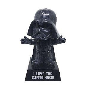 Boneco Darth Vader (Wisecracks) - Funko