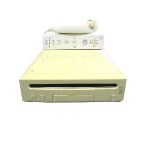 Console Nintendo Wii Branco - Nintendo (Coreano)