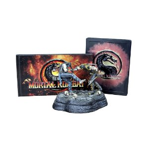 Jogo Mortal Kombat (Kollector's Edition) - PS3