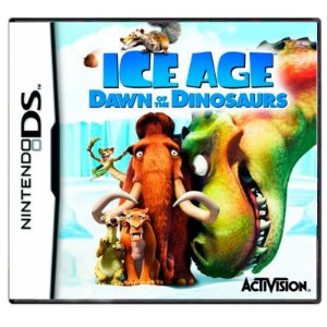 Jogo Ice Age: Dawn of The Dinosaurs - DS