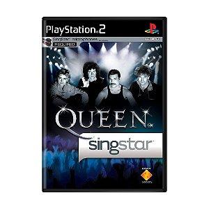 Jogo Singstar Queen - PS2