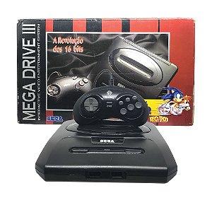 Console Mega Drive 3 - Sega