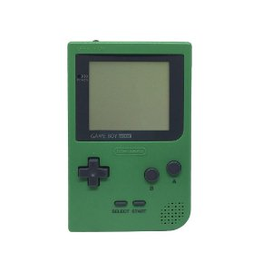 Console Game Boy Pocket Verde - Nintendo